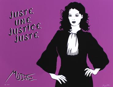 Juste une justice juste