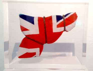 Inclusion Mini Gun Union Jack
