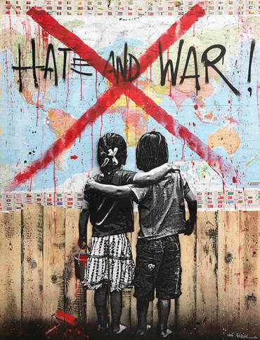 Hate and war