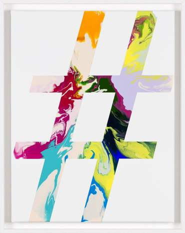 # Série Flow Painting 001