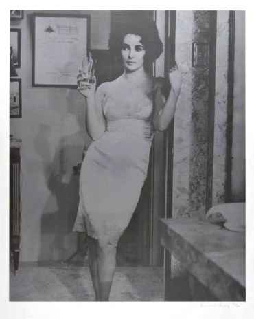 Liz Taylor: Cat on a Hot Tin Roof