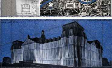 Wrapped Reichstag Project