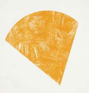 Untitled (Orange, State I)