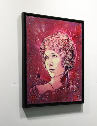 Femme des années 20