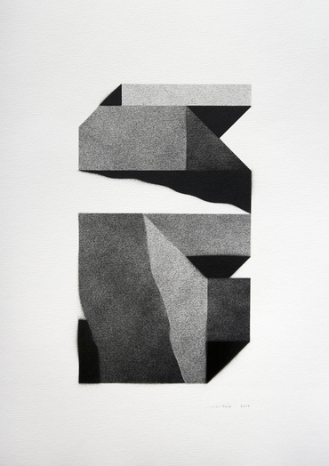 Broken Sculpture Study 7