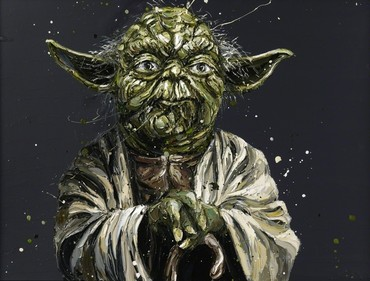 Do or do not, there is no try (Yoda)
