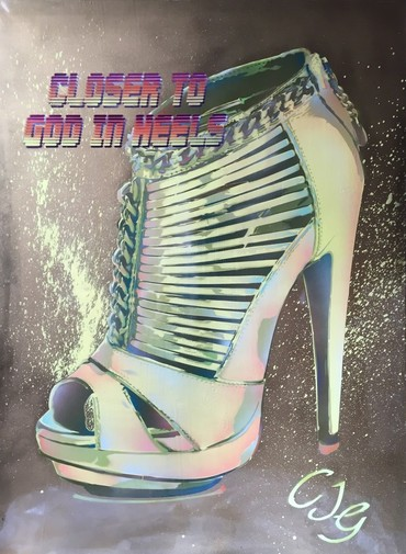 Closer to God in Heels (CJG)
