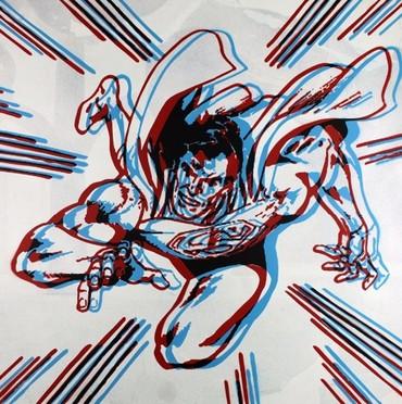 Man of Steel (3D effect)