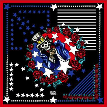American (Black & Red)