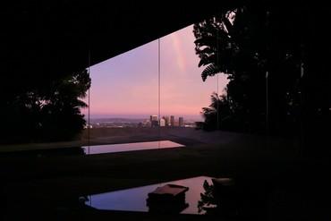Goldstein Residence Sunset