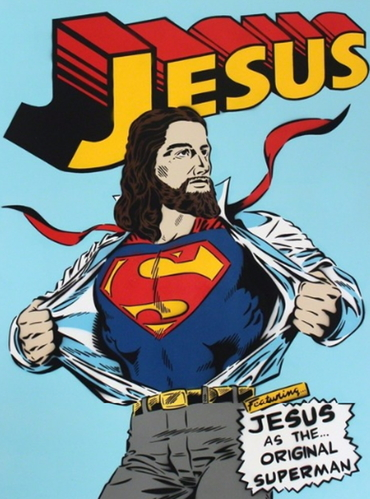 The Original Superman