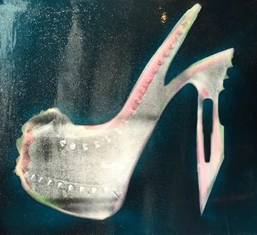 Shoe Razor Heel