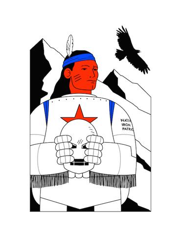 Native Iron Patriot