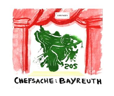 Erzchefsache: Bayreuth - Lohengrin (2015)