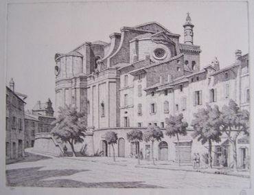 Uzès, Southern France