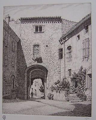 Porte Des Ormeaux, Cordes