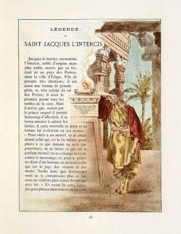 La Légende Dorée, 1896