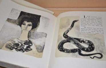 Vipère Au Poing. Lithographies Originales D