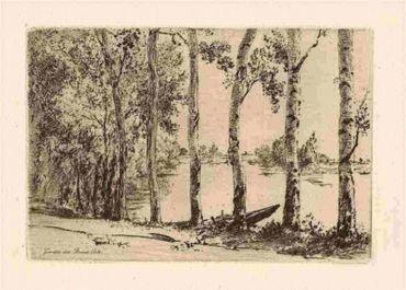 Les Trembles, 1884