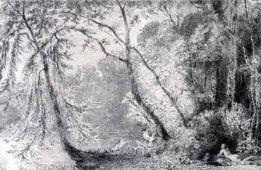 Baigneuses, 1867