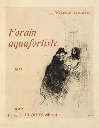 J.-L. Forain Lithographe. Catalogue Raisonné De L