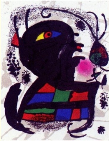 Joan Miró Lithographs. Catalogue Raisonné