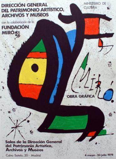 Miró Obra Gráfica