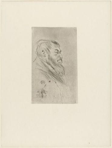 Portrait De Tristan Bernard, 1895