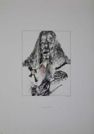 Er Ist Tot (Hommage À Albrecht Dürer)