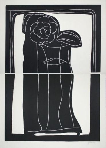 Gerro Amb Flors / Vase With Flowers