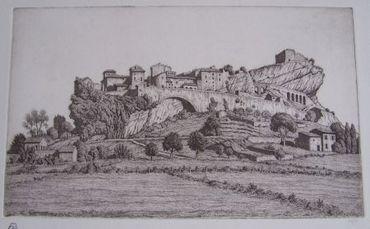 Vaison-La-Romaine