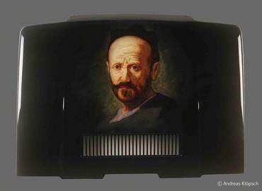 Ein Unbekannter - Rembrandt van Rijn