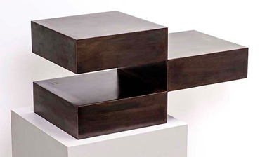 CUBE IN THREE PIECES