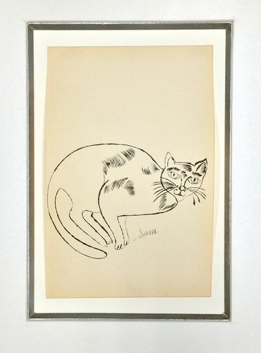 25 Cats named Sam and one blue pussy (IV.67)