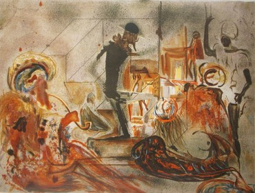 Studio of Dali