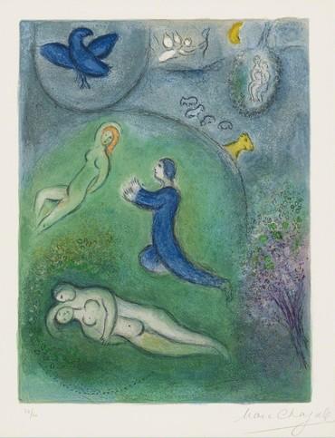 Daphnis et Lycenion