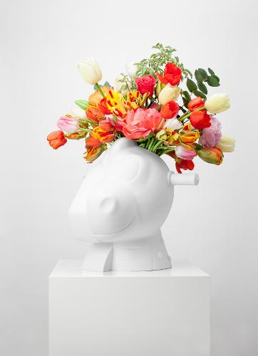 Koons Vase