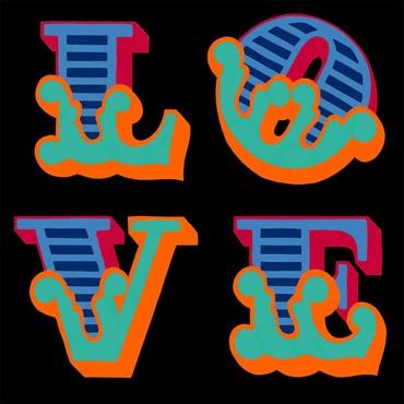 Love Lenticular #2 (Artist