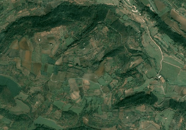 Earth Portrait 4, Italy