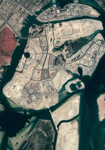 Costruzione di un robot, Abu Dhabi