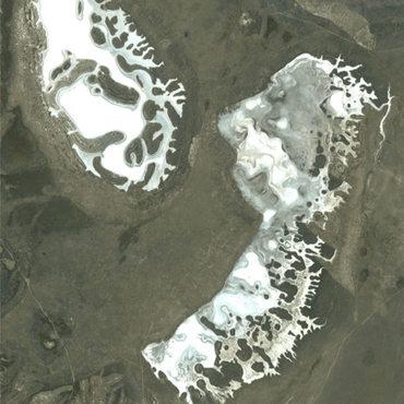 Earth Portrait 2, Kazakhstan