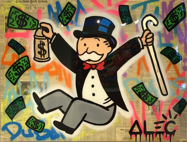 Jumping Monopoly