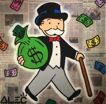 Wall street monopoly