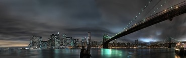 MANHATTAN SKYLINE I