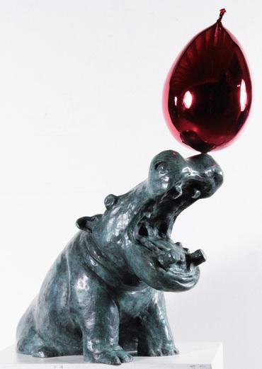 Hippo Ballon
