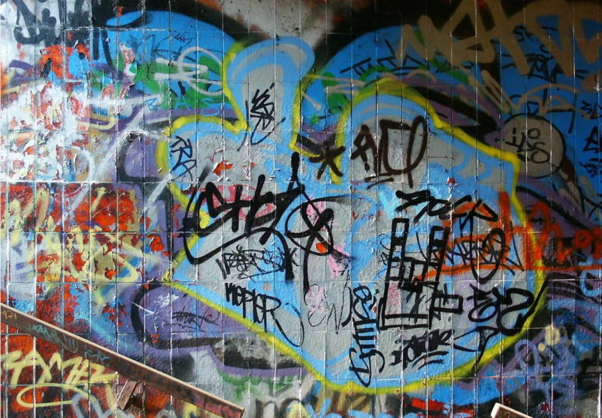 10 graffiti terms to remember widewalls What do we call a picture painted on a wall
