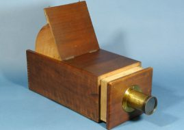 19th century Camera Obscura - via antiquesci.com