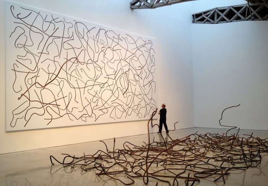 Contemporary Line Drawing Artists : Famous modern art drawings soft