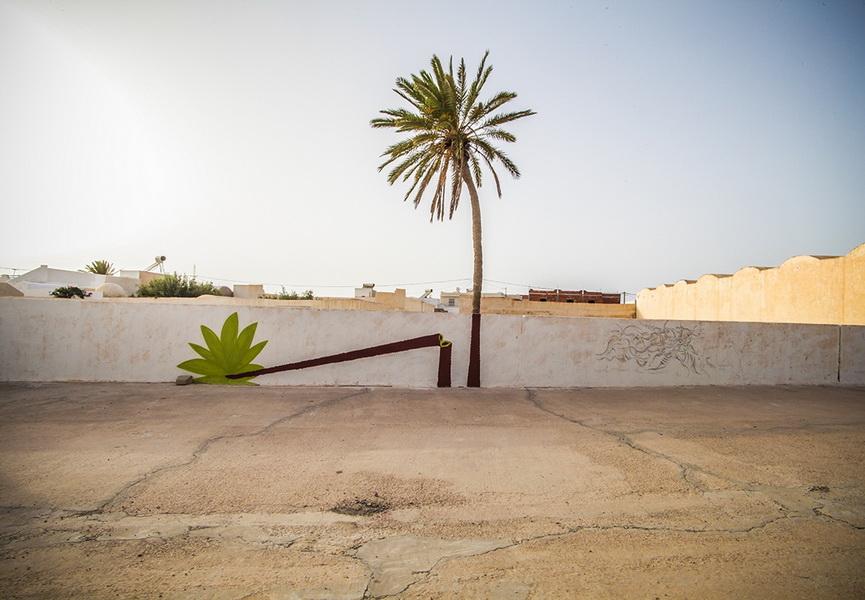 new tunisian open island
