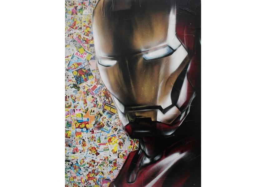 America poster prints batman canvas print